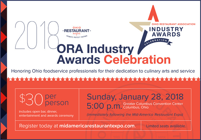 Industry Awards Ad