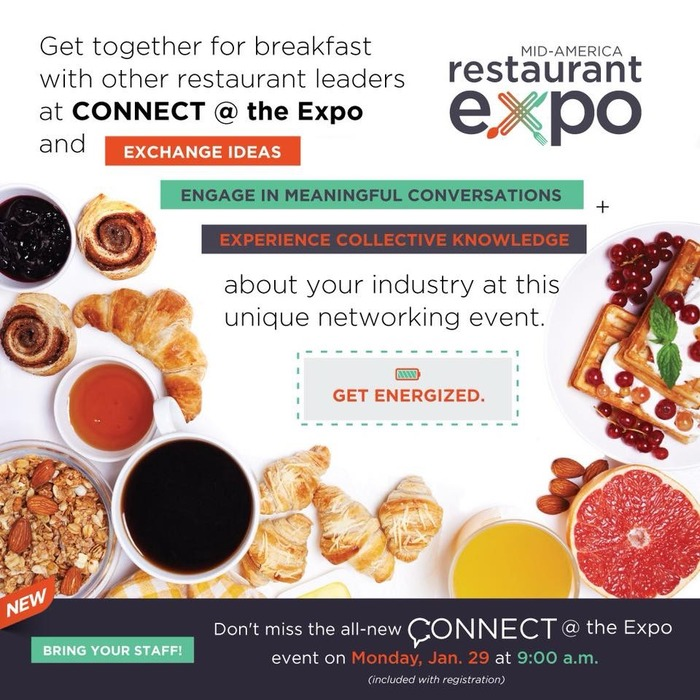 Connect at the Expo