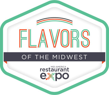 Flavors of the Midwest logo